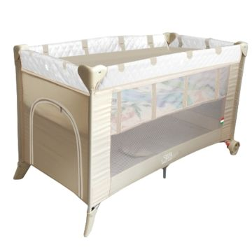 Манеж-кровать 5 в 1 Sweet Baby Intelleto Crema