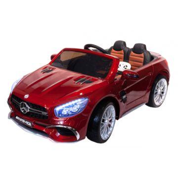 Электромобиль ToyLand Mercedes-Benz SL65 (красный)