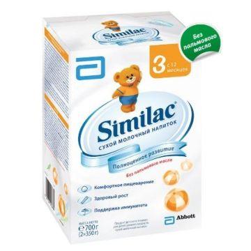 Сухая молочная смесь Similac 3 (с 12 мес.) 700 г