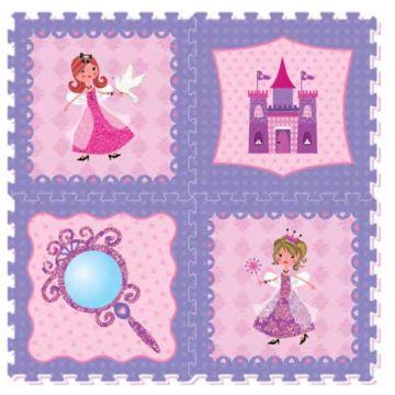 Коврик-пазл Санта Принцесса 3037