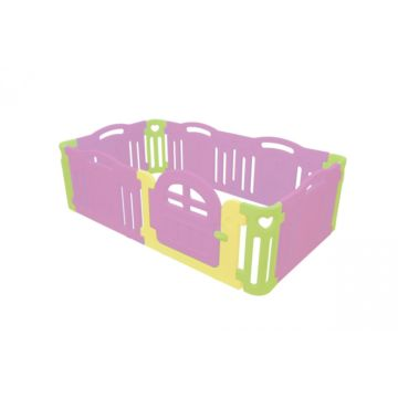 Манеж Ifam Marshmallow большой (розовый)
