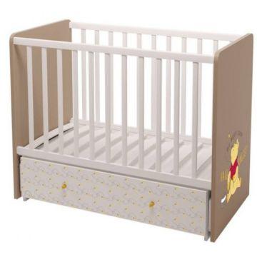 Кроватка детская Polini Disney (поперечный маятник)