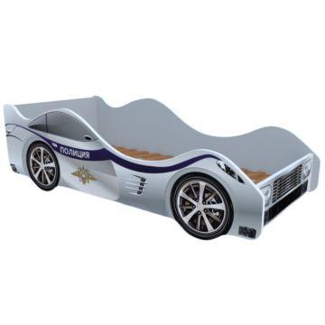 Кровать-машина Кроватка5 Машинки (Полиция)