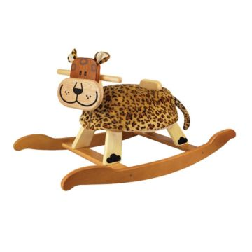 Качалка I`m toy Леопард