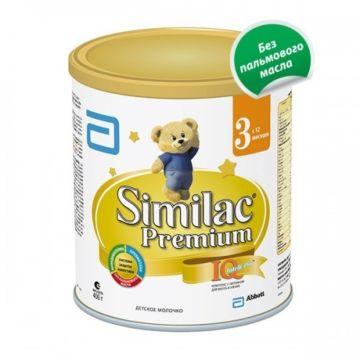 Сухая молочная смесь Similac Premium 3 (с 12 мес.) 900 г