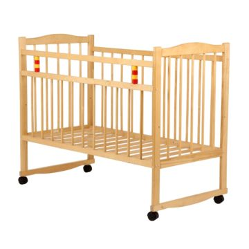 Кроватка-качалка Промтекс