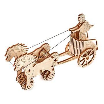 Конструктор Wooden City Римская Колесница
