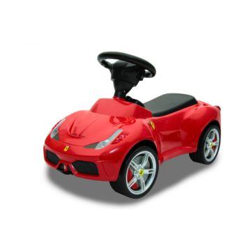 Каталка-автомобиль Rastar Ferrari 458 (красный)