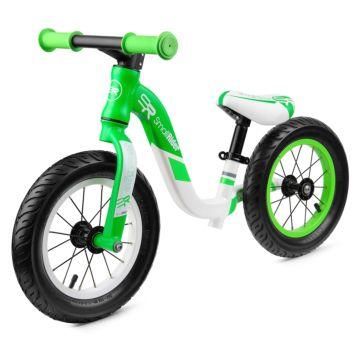 """Беговел Small Rider Prestige Pro 12"""" (зеленый)"""
