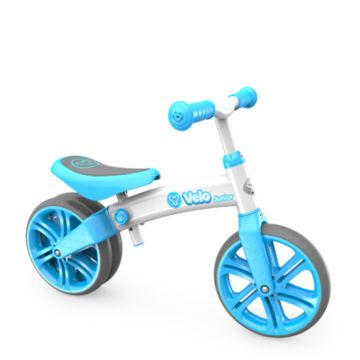 Беговел Y-Volution Junior (голубой)