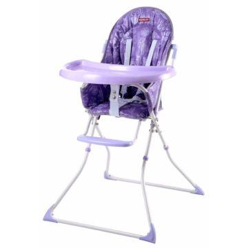 Стульчик для кормления Amalfy HB-8003 (фиолетовый)