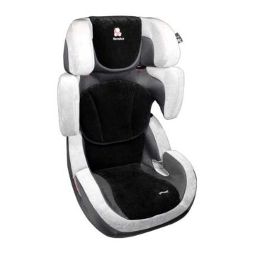 Автокресло Renolux Step 2-3 (black)