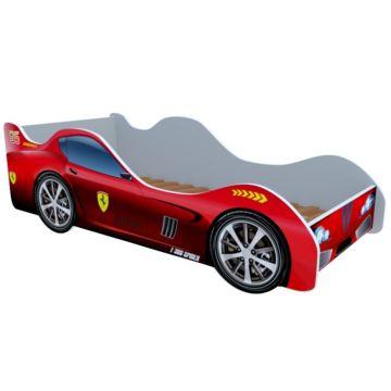 Кровать-машина Кроватка5 Машинки (Феррари красная)