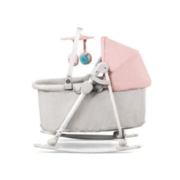 Колыбель-шезлонг KinderKraft Unimo (pink)