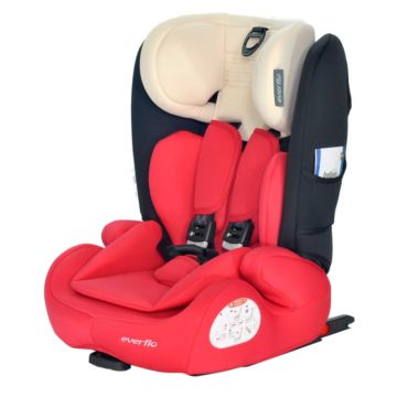 Автокресло Everflo Road Luxe Isofix (Red)