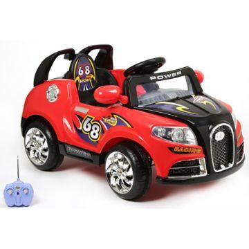 Электромобиль Weikesi ZP5068 (Красный)