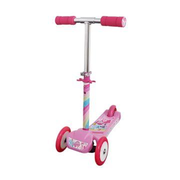Самокат Toymart 3-х кол. My little pony