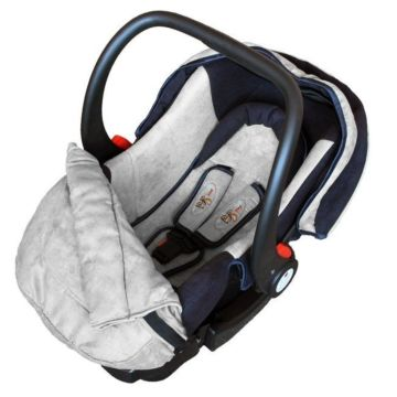 Автолюлька ForKiddy Little One (gray)