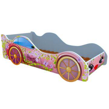 Кровать-машина Кроватка5 Машинки (Принцесса 2)