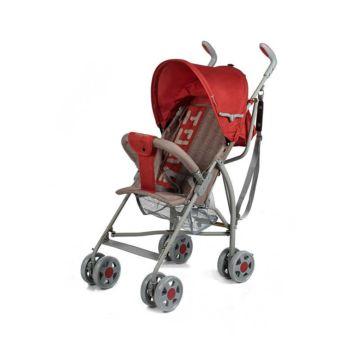Коляска-трость Baby Care Hola (красный 18)
