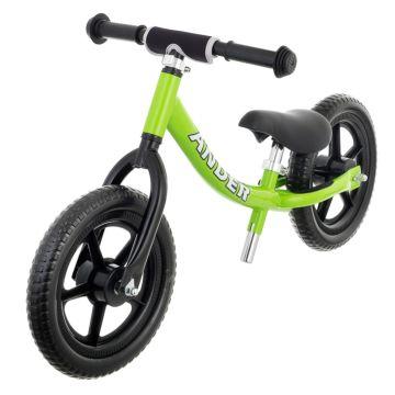 Беговел Ander с ПВХ-колесами (зеленый)