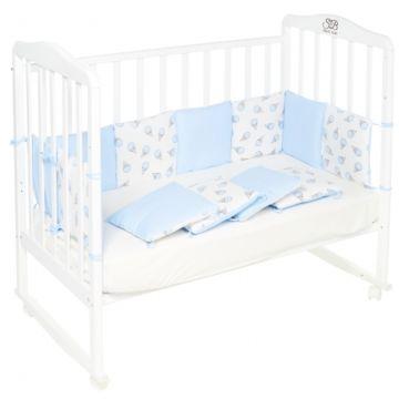 Бампер для кроватки Sweet Baby Gelato Blu