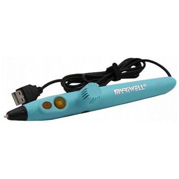 3D ручка MyRiwell RP200A (светло-голубой)