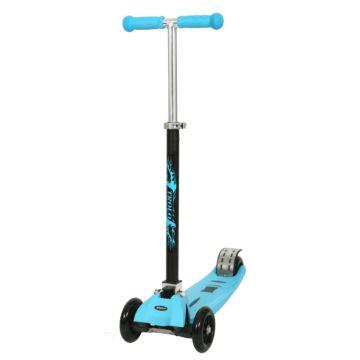 Самокат Trolo Maxi Plus (голубой)