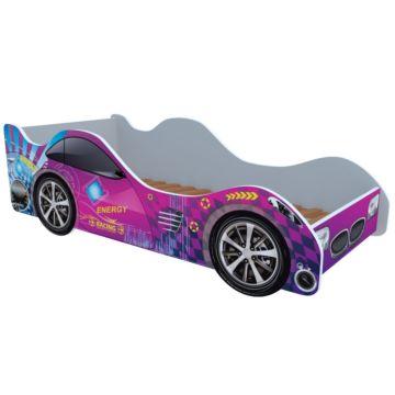 Кровать-машина Кроватка5 Машинки (Форсаж фиолетовый)