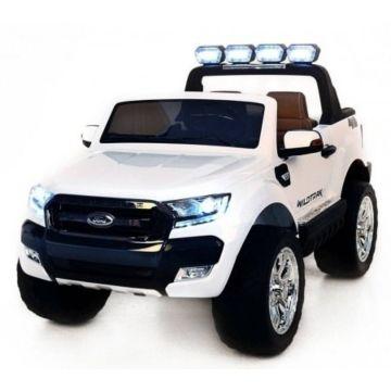 Электромобиль Coolcars Ford Ranger F650 4WD (белый)