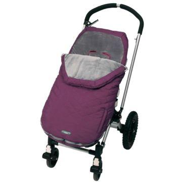 Спальный мешок для коляски JJ Cole Toddler Bundle Me (сливовый)