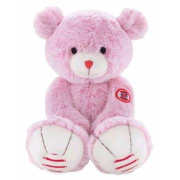 Мягкая игрушка Kaloo Мишка Руж средний 31 см (Розовый)