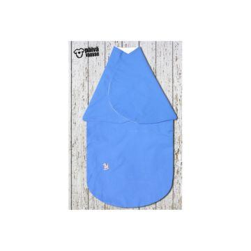 Пелёнка-кокон на липучке Futurmama P1 City/Urban (1 шт) Blue