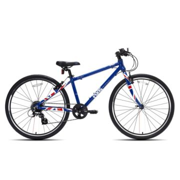 """Подростковый велосипед Frog Bikes 69 26"""" (Union Jack)"""