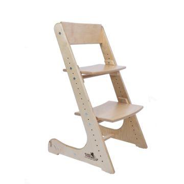 Растущий стул Конёк Горбунёк без лакокрасочного покрытия