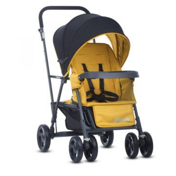 Коляска для двух детей Joovy Caboose (желтый)