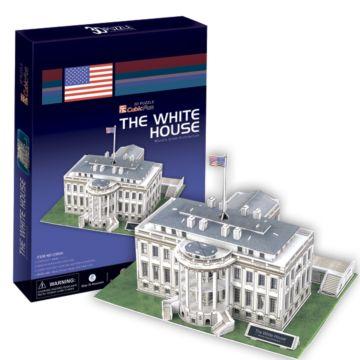 Игрушка CubicFun Белый Дом (США)