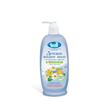 Мыло жидкое Наша мама для чувствительной и проблемной кожи 250 мл