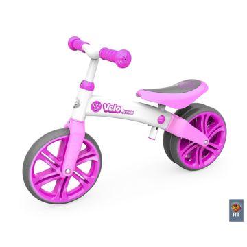 Беговел Y-Volution Junior (розовый)