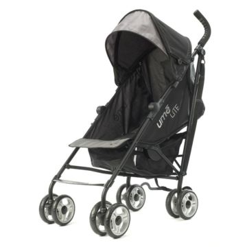 Коляска прогулочная Summer Infant Ume Lite (черно-серый)
