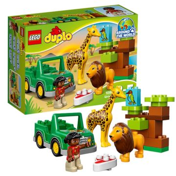 Конструктор Lego Duplo 10802 Вокруг света: Африка