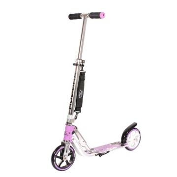 Самокат Hudora Big Wheel 180 (розовый)