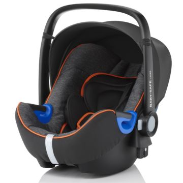 Автокресло Britax Romer Baby-Safe i-Size Black Marble Trendline