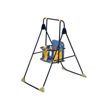 Качели напольные Globex Ветерок (синие)