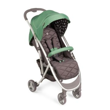 Коляска прогулочная Happy Baby Eleganza (зеленый)