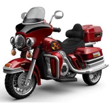 Электромотоцикл Bambini Super Bike (красный)