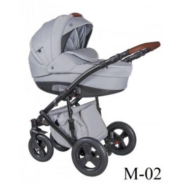 Коляска 3 в 1 Coletto Milano (M-02)