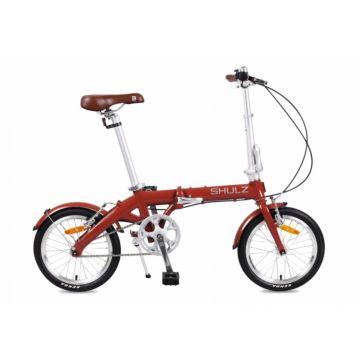 Велосипед складной Shulz Hopper (2017) кирпичный