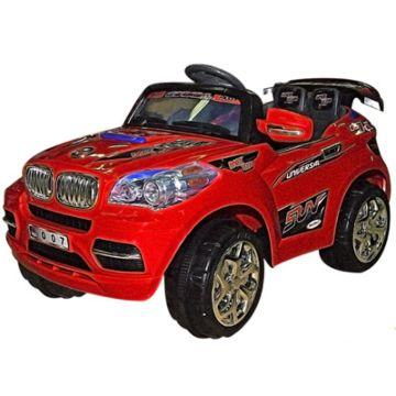 Электромобиль Kids Cars джип A061 с пультом управления (красный)