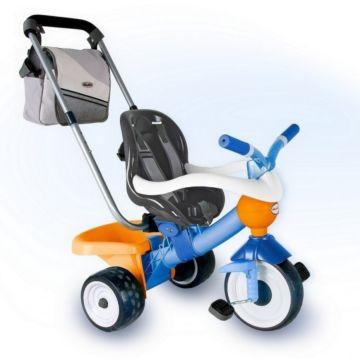 Трехколесный велосипед Coloma Comfort Angel Aluminium Blue/Orange